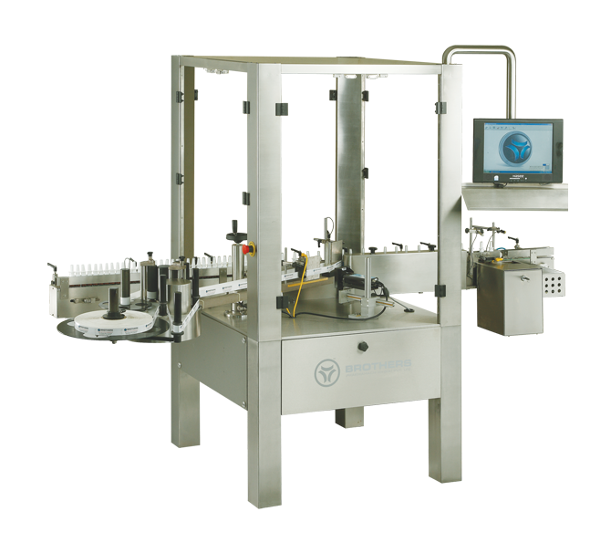 Automatic Super High Speed Sticker Labelling Machine