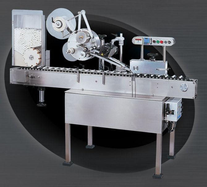 Automatic Horizontal Sticker Labelling Machine